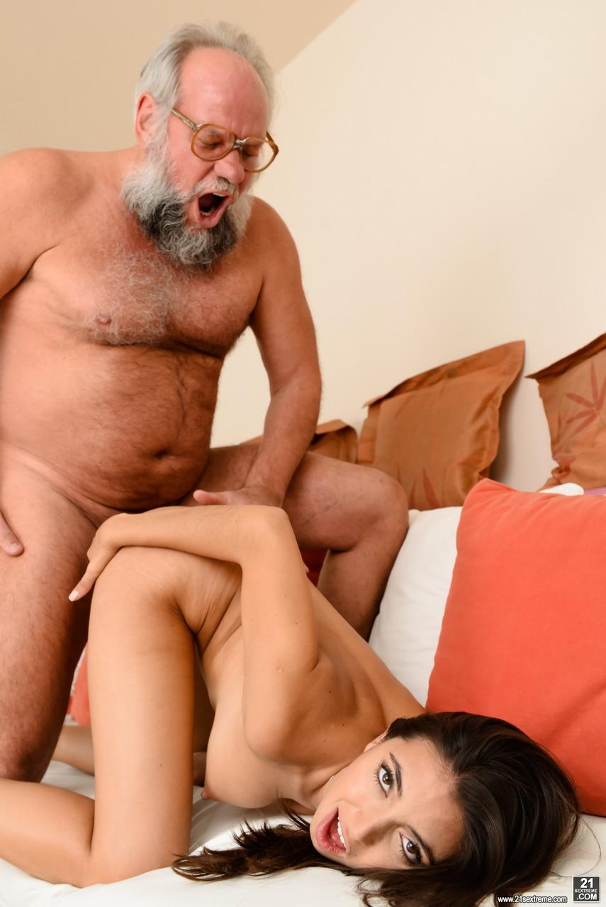 порно с дедкой